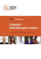 Presenteer je bedrijf op LinkedIn en maak je producten/diensten bekend