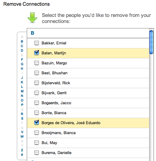 Zo kun je connecties verwijderen op LinkedIn - Nederlandse Social ...