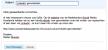 LinkedIn e-mail sturen