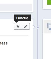 Het uitlichten van een statusupdate op de Facebook Timeline