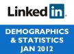 LinkedIn statistieken 2012 - nsma