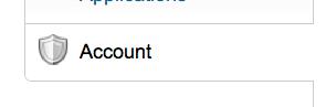 LinkedIn - account