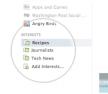 Facebook Interesse Lijsten
