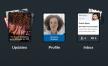 LinkedIn app voor Ipad