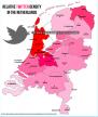 Gebruik van Twitter in Nederland