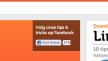 Een Facebook Like-knop op een website