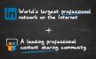 LinkedIn & Slideshare - 2012