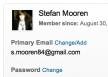 LinkedIn - e-mail veranderen