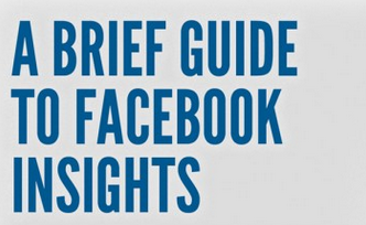 A brief guide into Facebook Insights