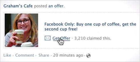 Facebook Aanbiedingen