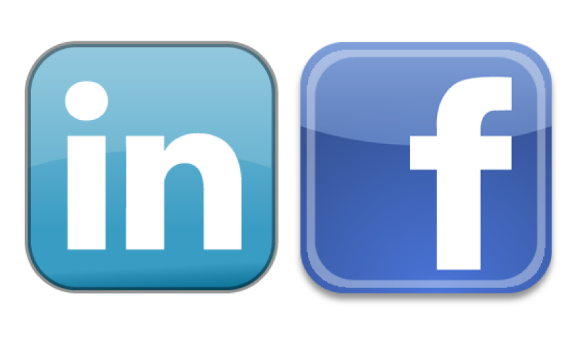 LinkedIn connecties toevoegen als vriend op Facebook ...