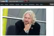Richard Branson on LinkedIn - 2012