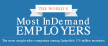 LinkedIn research - 2012 - most indemand employers