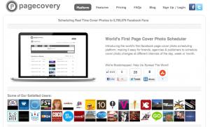 De website van Pagecovery