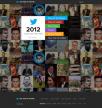 De hoogtepunten van 2012 op Twitter