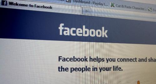 Facebook vrienden ranking
