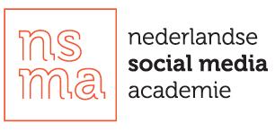 Logo Nederlandse Social Media Academie (NSMA)