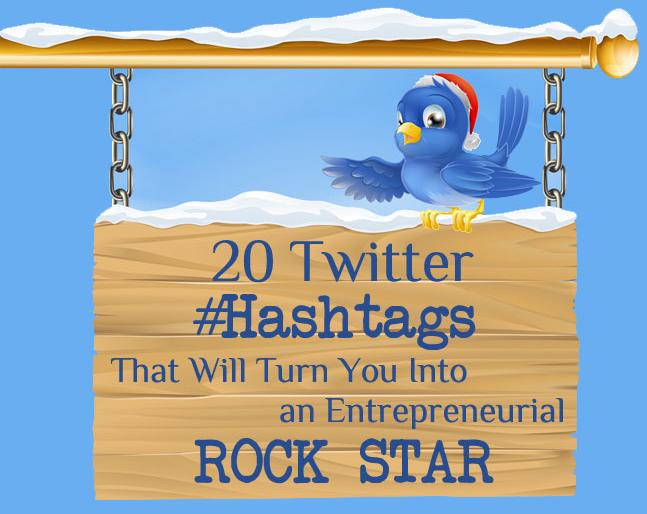20 zakelijke twitter hashtags voor ondernemers
