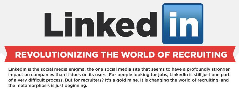 77 procent van de vacatures staan op LinkedIn