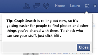 Privacyinstellingen Facebook Graph Search
