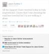 Twitter toont verhaal achter tweets met gerelateerd nieuws (related headlines)
