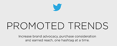 De waarde van promoted trends
