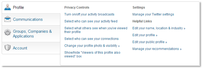 Stap 2 LinkedIn anoniem gebruiken- Andere LinkedIn profielen anoniem bekijken