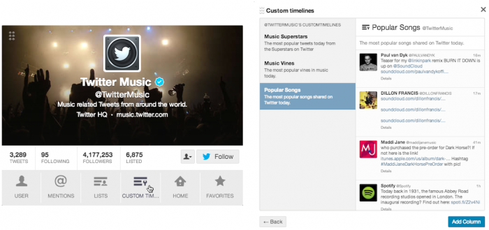 Maak met TweetDeck je eigen nieuwsoverzicht als timeline op Twitter