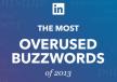 De top 10 meest gebruikte steekwoorden van 2013 op LinkedIn