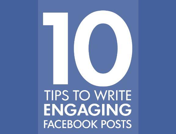 10 tips voor betere Facebook updates