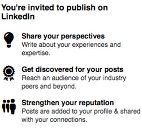 1 mijloen LinkedIn blogartikelen gepubliceerd door LinkedIn gebruikers