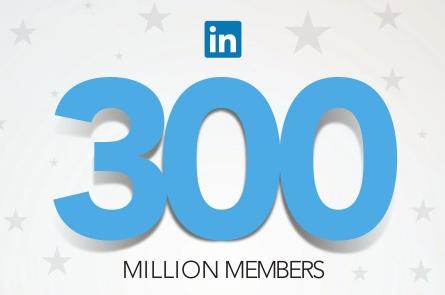 Mijlpaal bereikt met 300 miljoen LinkedIn gebruikers