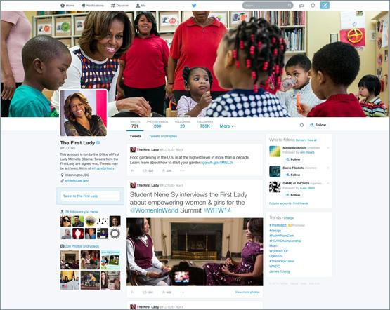 Twitter introduceert nieuw uiterlijk