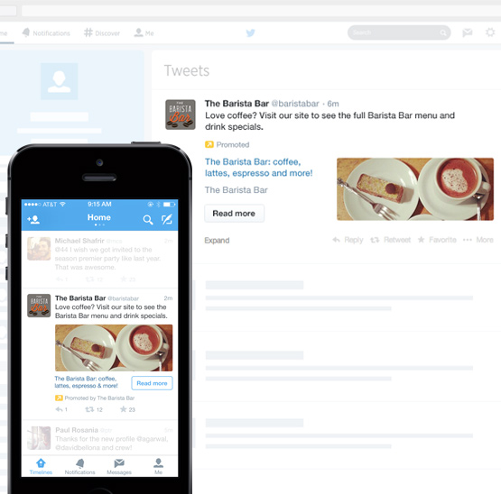 Twitter introduceert Website Cards