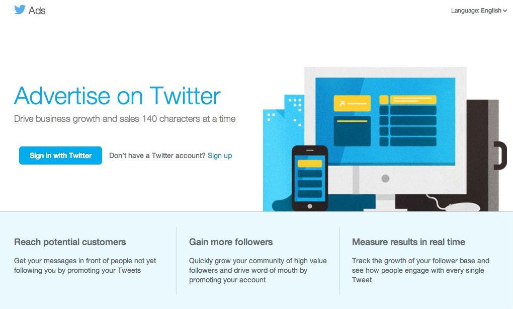 Twitter Website Cards