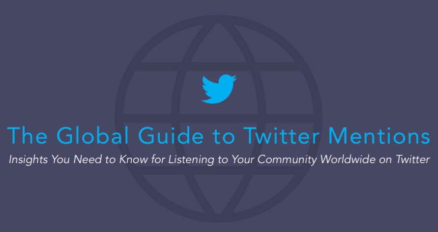 Statistieken over het gebruik van Twitter in de wereld
