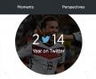 De Twitter-hoogtepunten in het jaaroverzicht van 2014