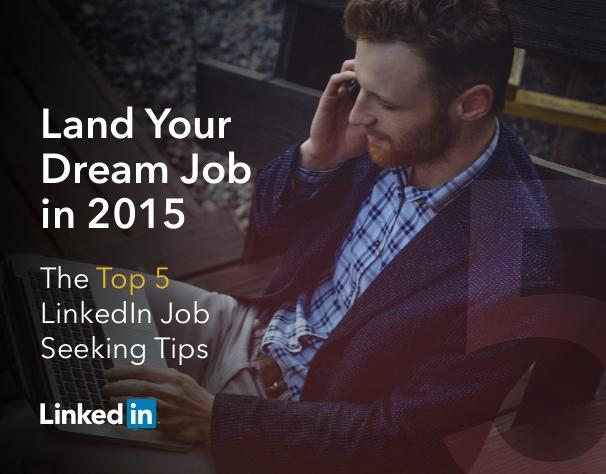 Vijf tips om eenvoudiger een baan via LinkedIn te vinden