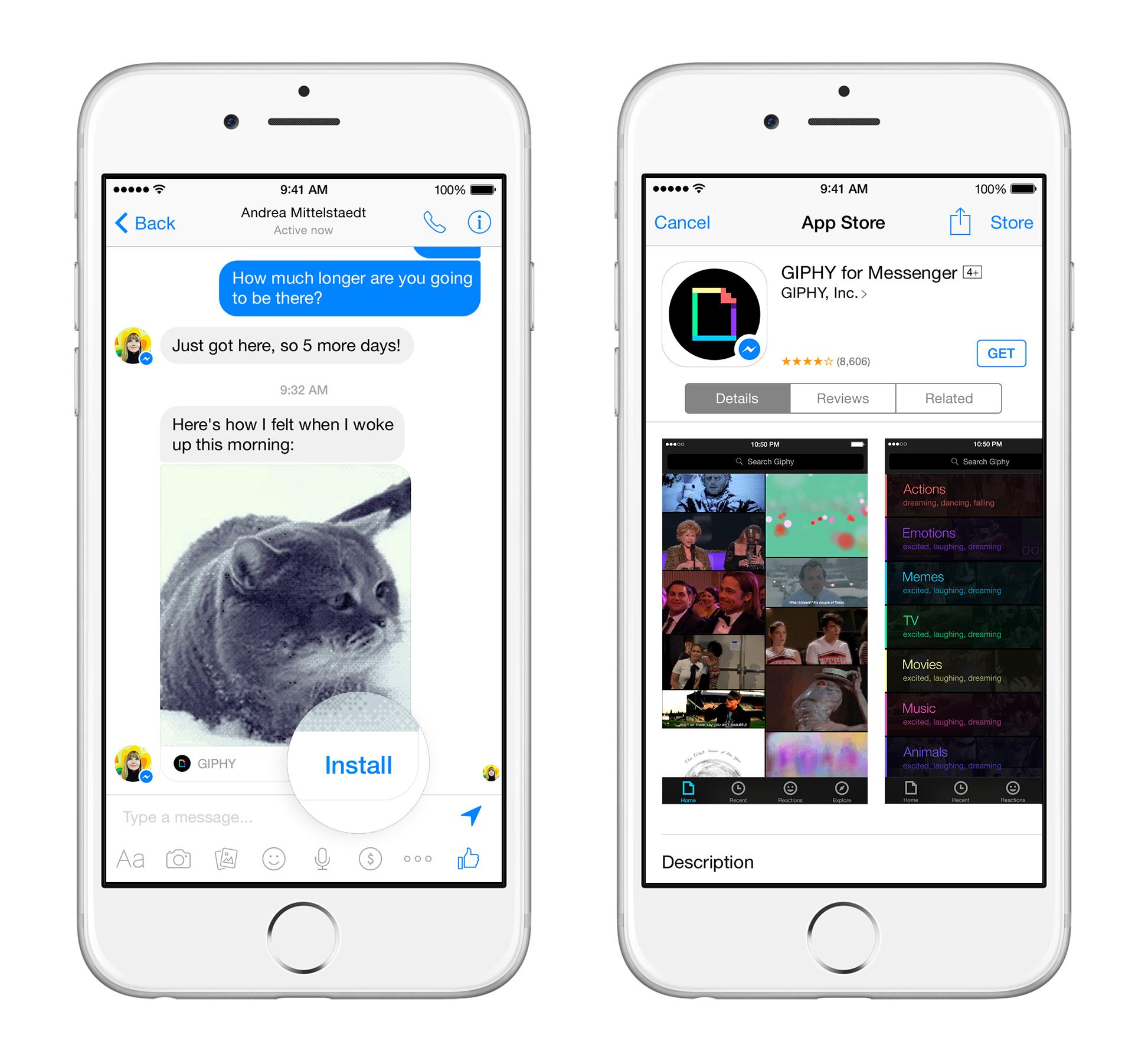 Facebook Messenger krijgt uitbreiding met apps en zakelijke functionaliteiten