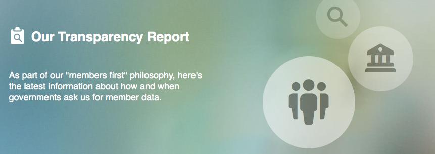 LinkedIn publiceert 1e transparency report