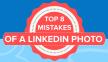 De 8 dingen die je niet moet doen met een LinkedIn profielfoto