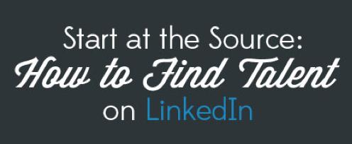 Tips om talent op LinkedIn te vinden