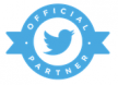 Twitter 'official partner' programma gelanceerd