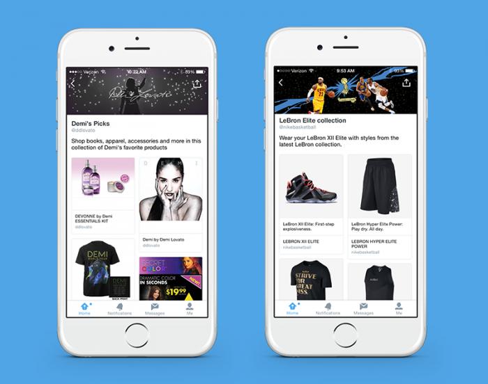 Twitter Products and Places-functie helpt gebruikers nieuwe producten en locaties te ontdekken
