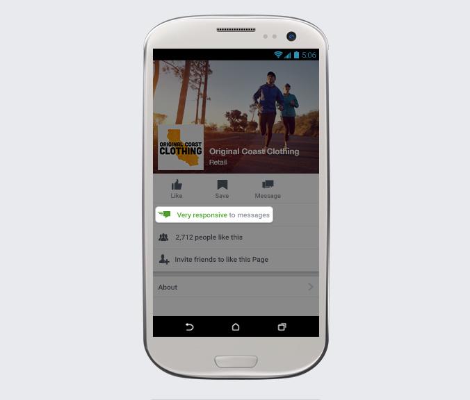 Facebook Messenger voor bedrijven - Snel reageren