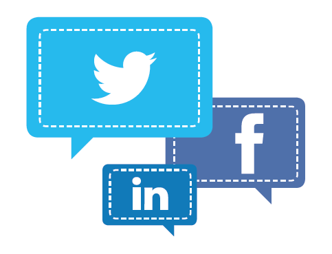 B2B bedrijven zetten met name LinkedIn en Twitter in