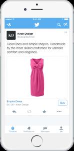 De Twitter koopknop is beschikbaar met Stripe Relay
