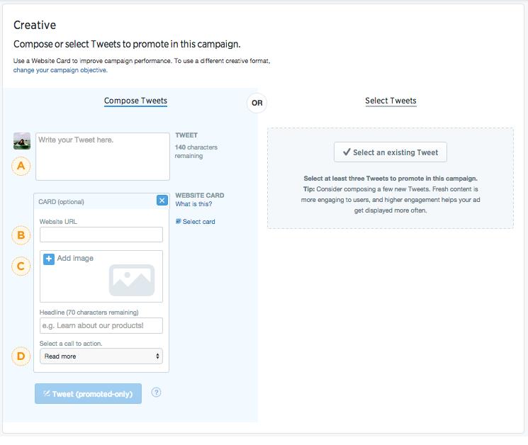 Een Twitter website card maken in 4 stappen