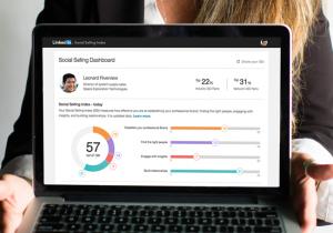 LinkedIn Social Selling Index (SSI) maakt score professionele identiteit zichtbaar
