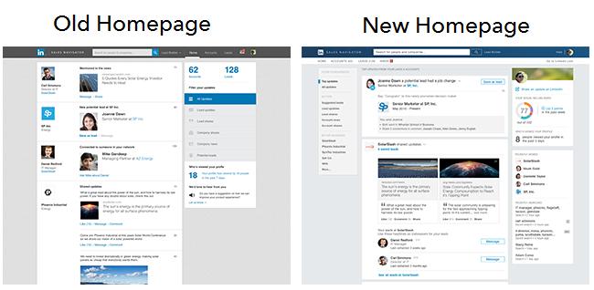 LinkedIn Sales Navigator uitgebreid met nieuwe functies